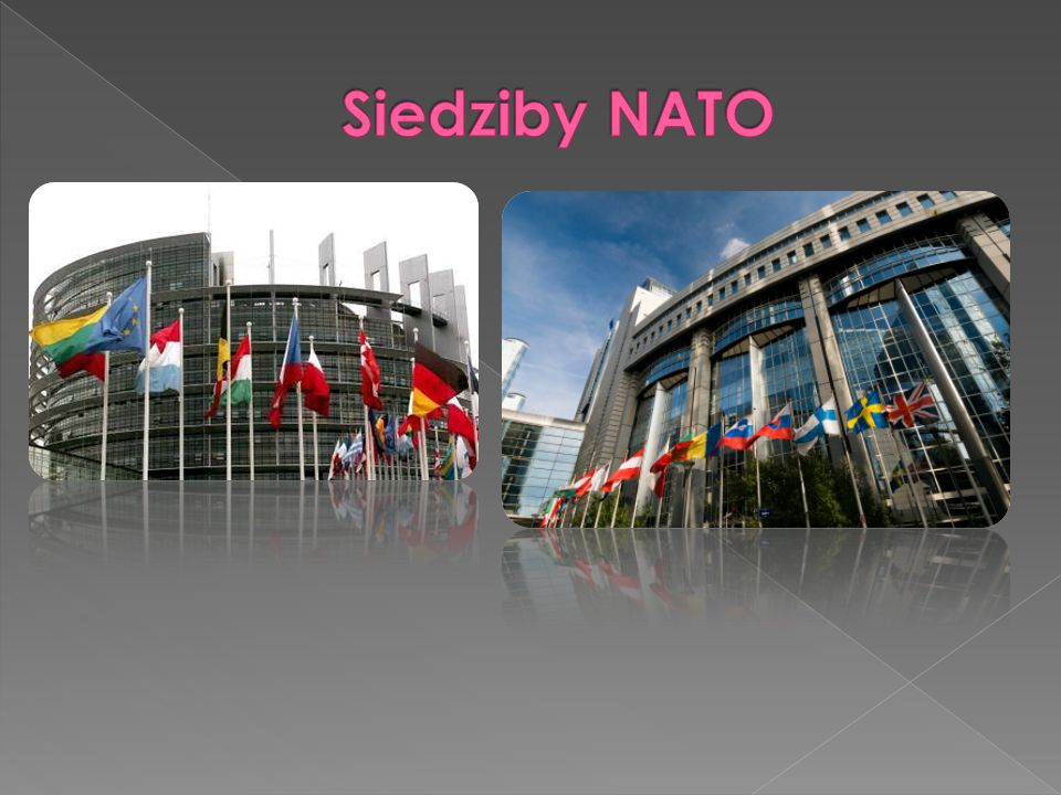 Siedziby NATO