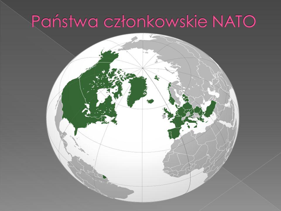 Państwa członkowskie NATO