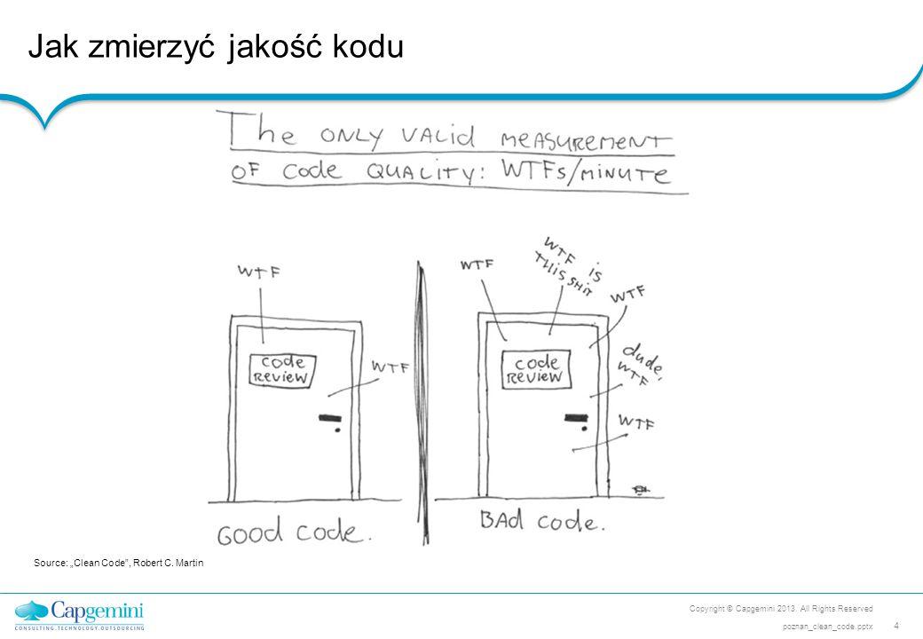 Jak zmierzyć jakość kodu