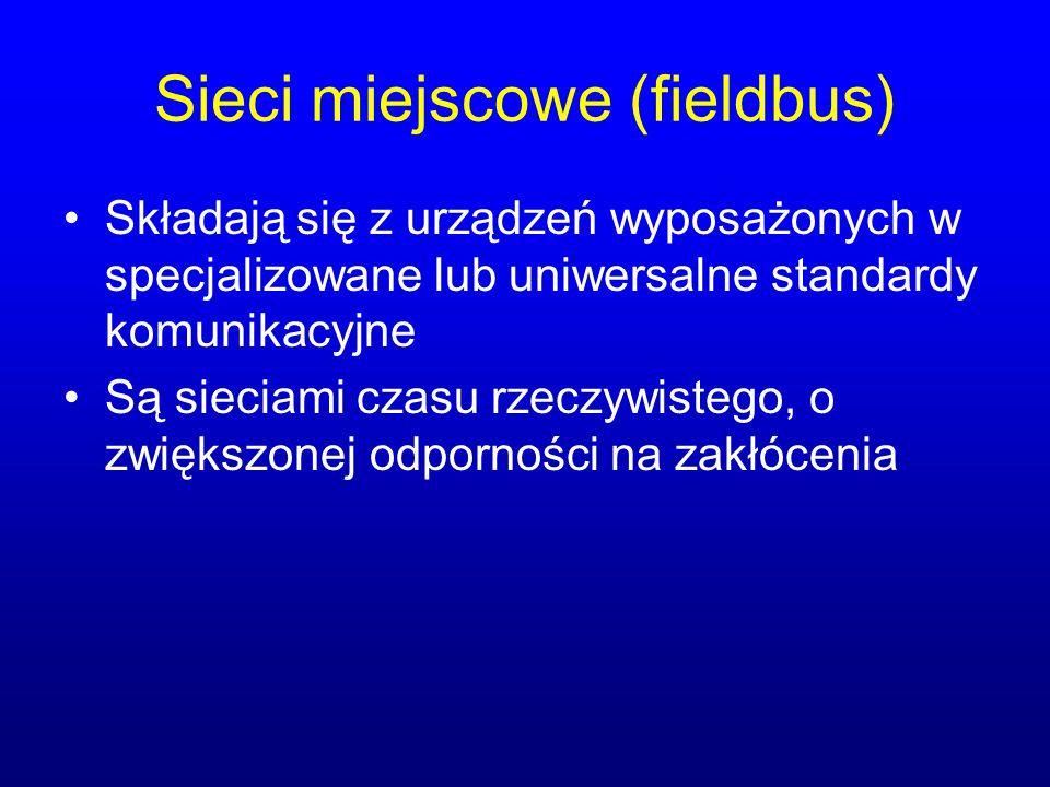Sieci miejscowe (fieldbus)