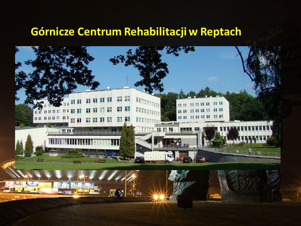 Górnicze Centrum Rehabilitacji w Reptach