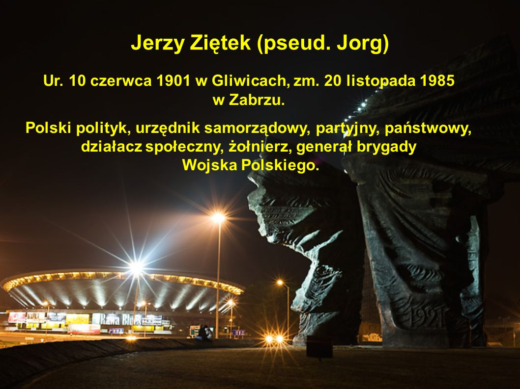 Jerzy Ziętek (pseud. Jorg)