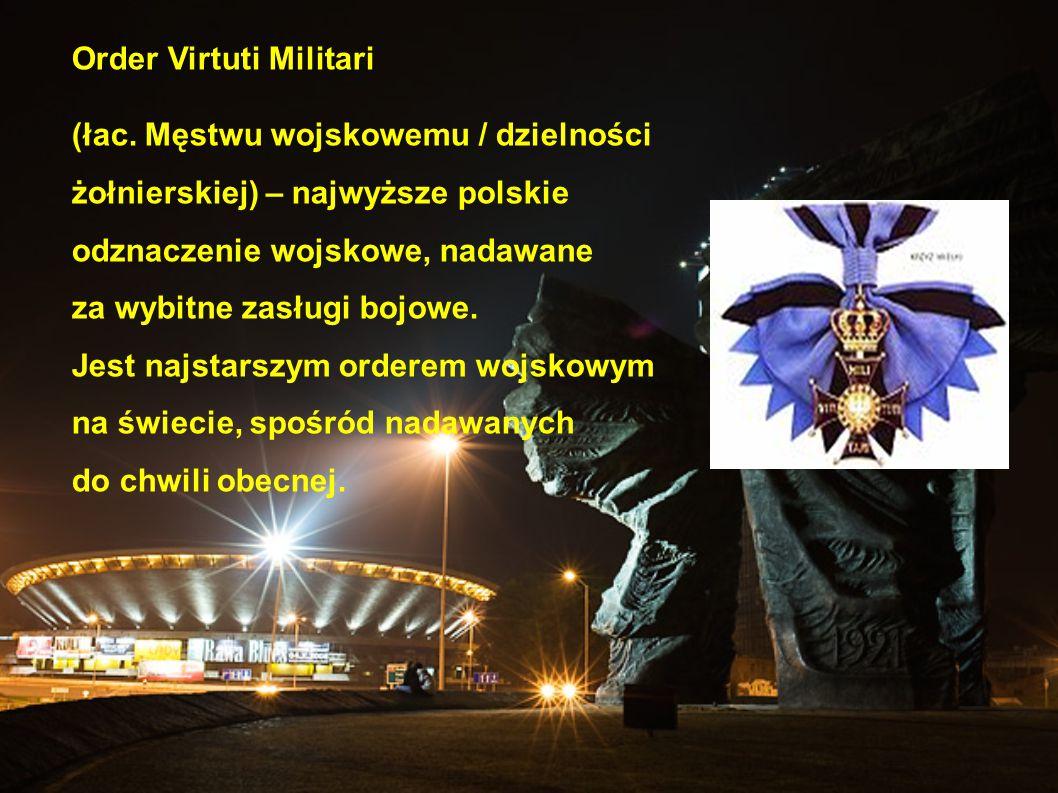 Order Virtuti Militari