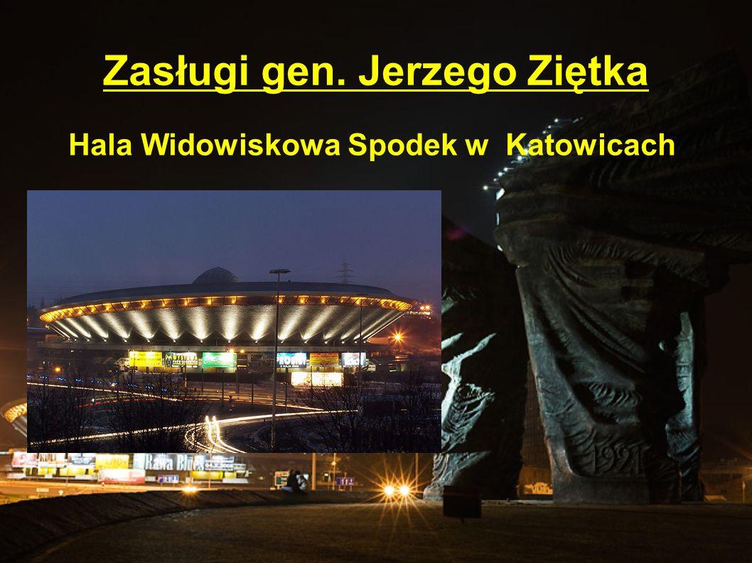Zasługi gen. Jerzego Ziętka