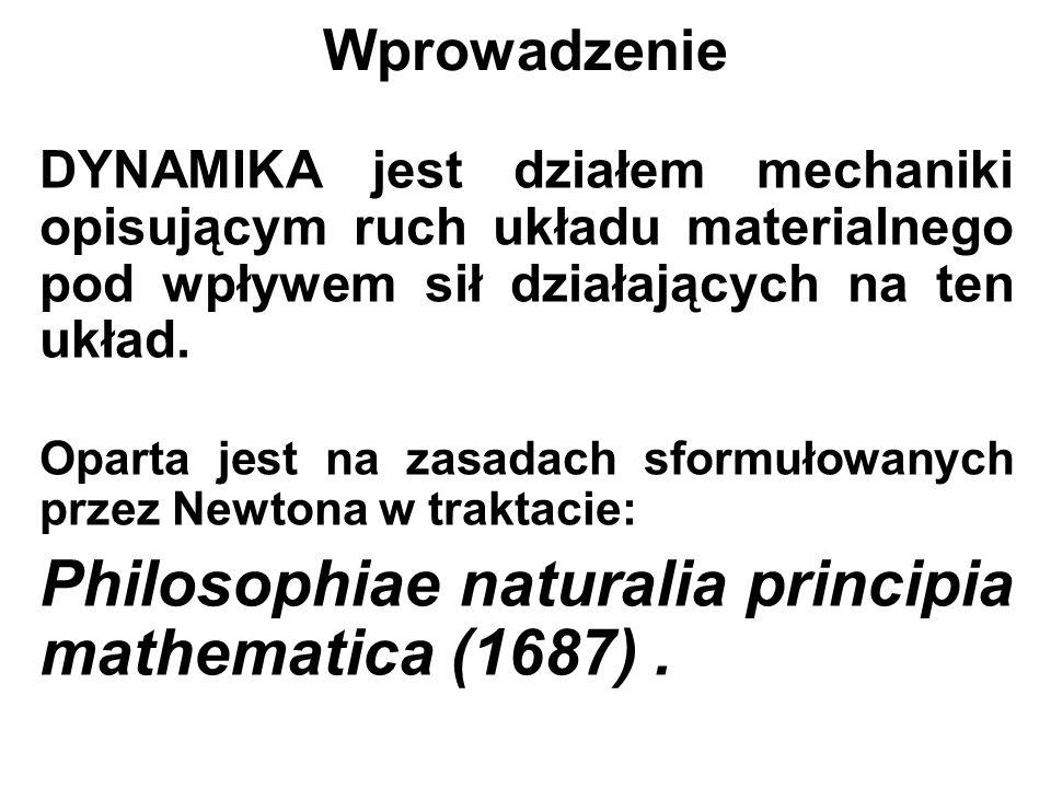 Philosophiae naturalia principia mathematica (1687) .