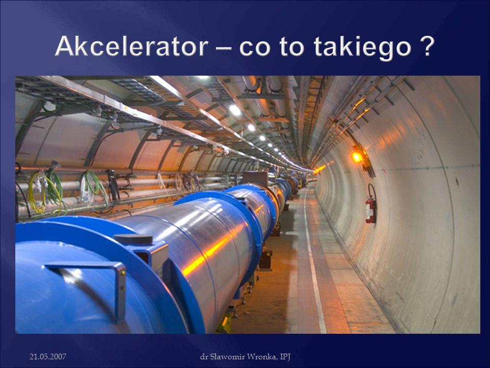 Akcelerator – co to takiego
