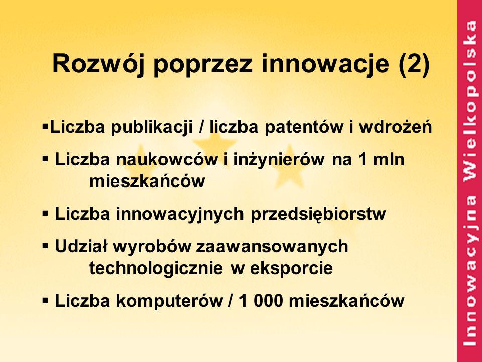 Rozwój poprzez innowacje (2)