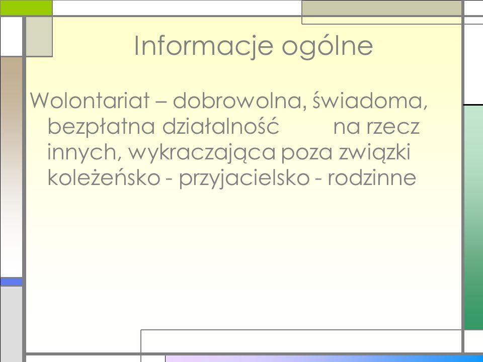 Informacje ogólne