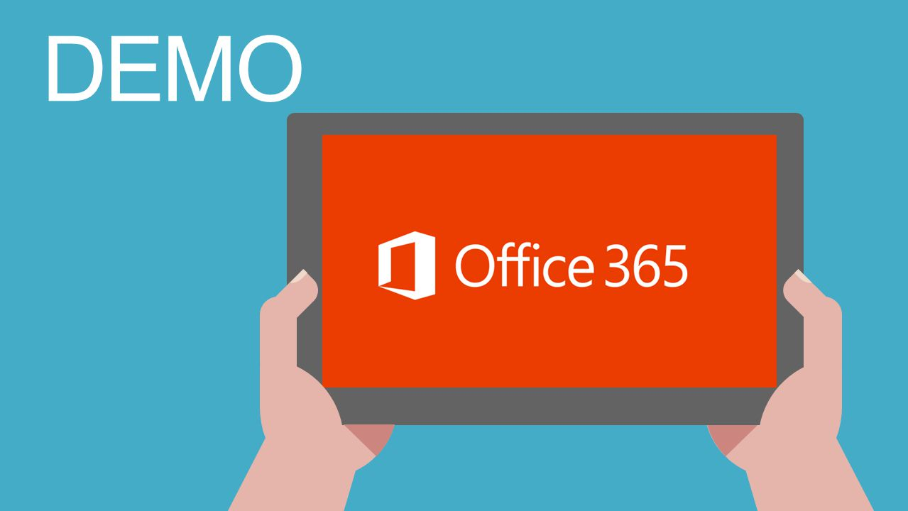 DEMO Demo Microsoft Office365 4/7/2017