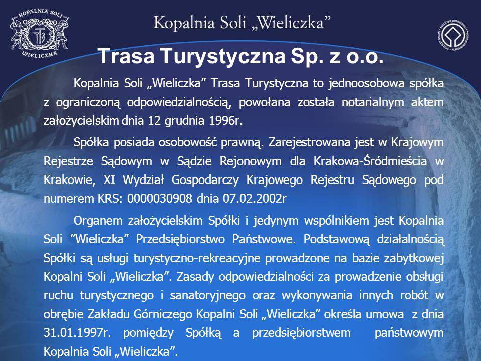 Trasa Turystyczna Sp. z o.o.