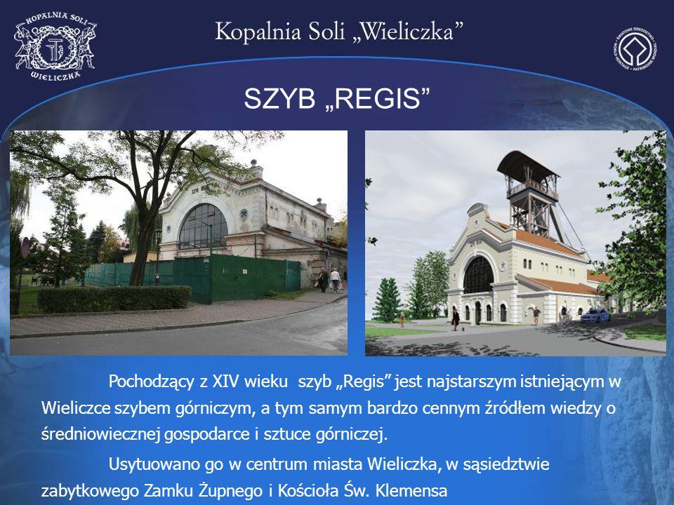 """SZYB """"REGIS"""