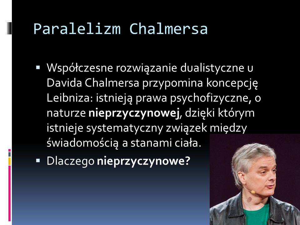 Paralelizm Chalmersa