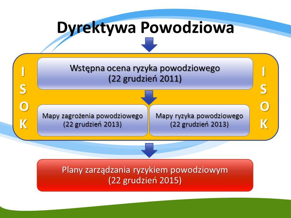 Dyrektywa Powodziowa ISOK ISOK