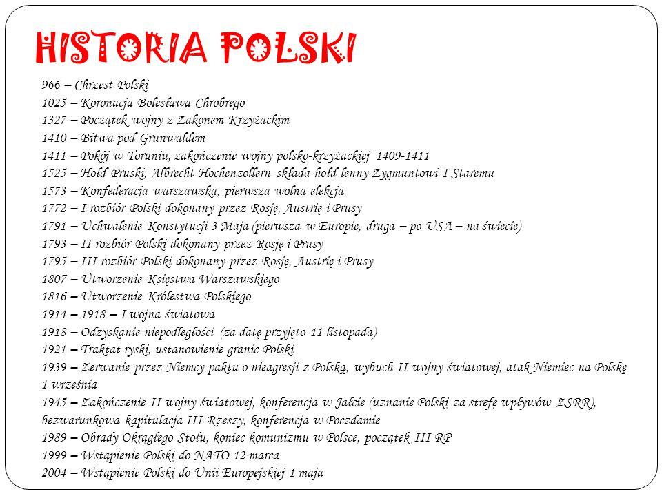 HISTORIA POLSKI 966 – Chrzest Polski