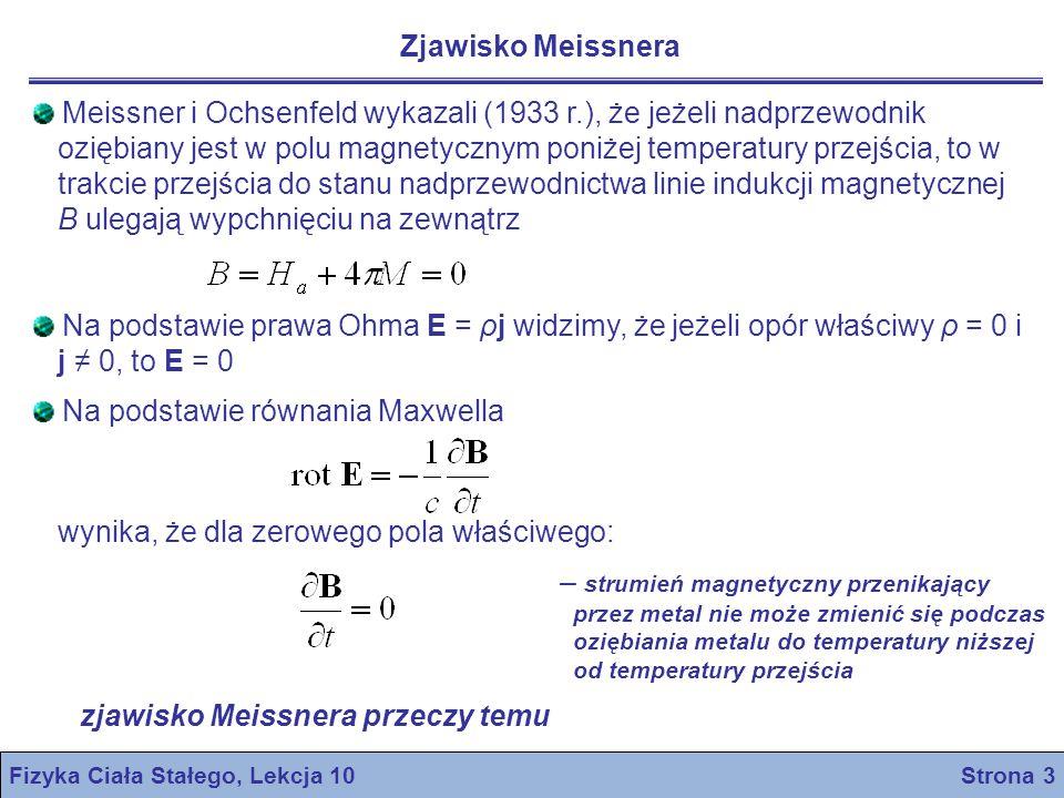 Fizyka Ciała Stałego, Lekcja 10 Strona 3