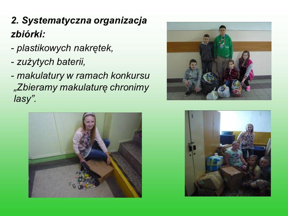 2. Systematyczna organizacja