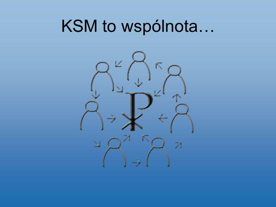 KSM to wspólnota…