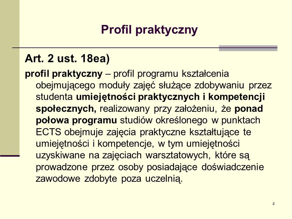 Profil praktyczny Art. 2 ust. 18ea)