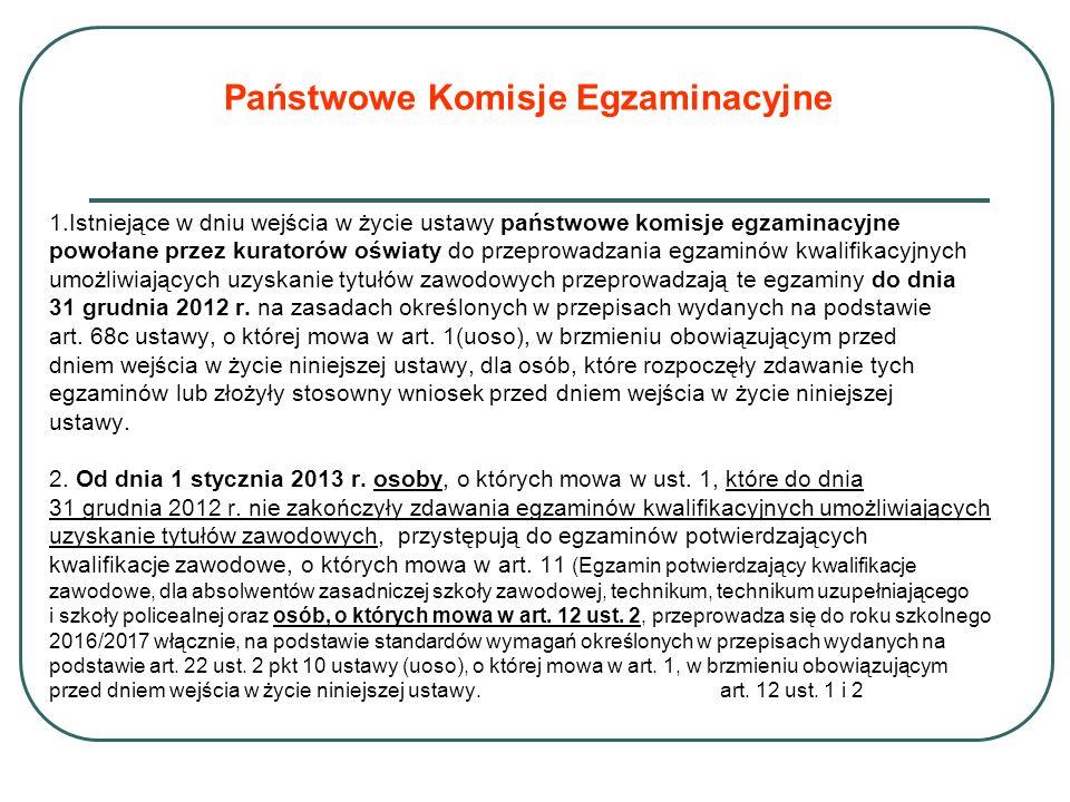 Państwowe Komisje Egzaminacyjne