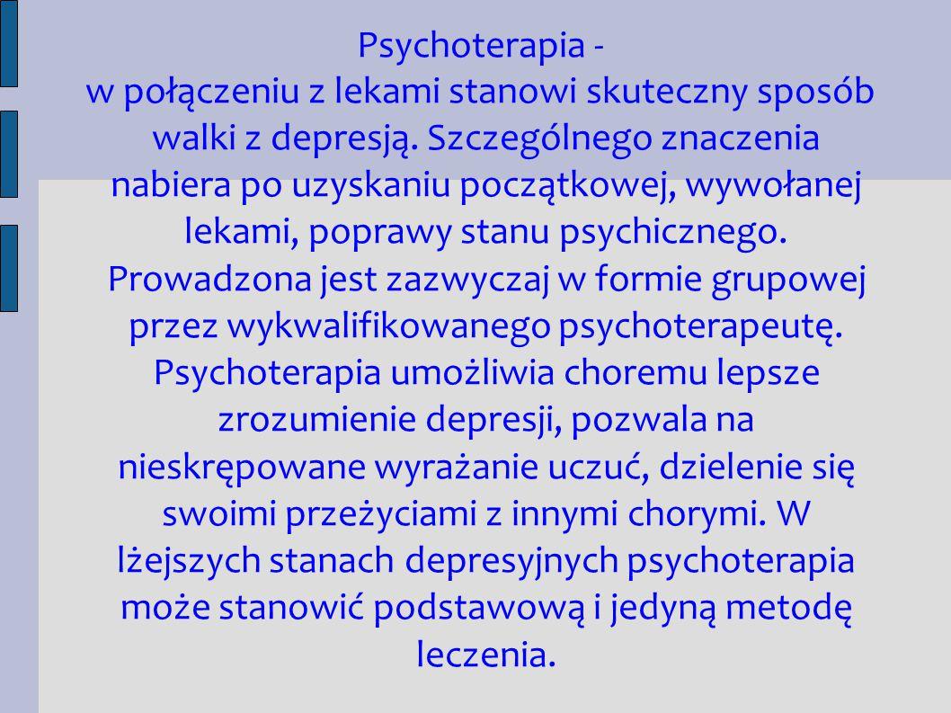 Psychoterapia -