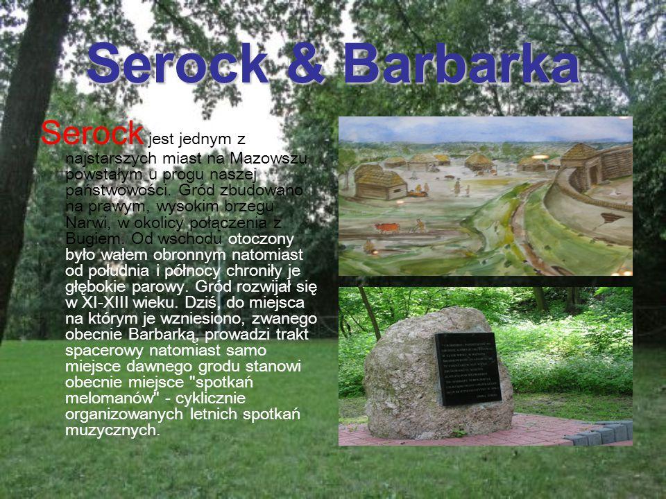Serock & Barbarka