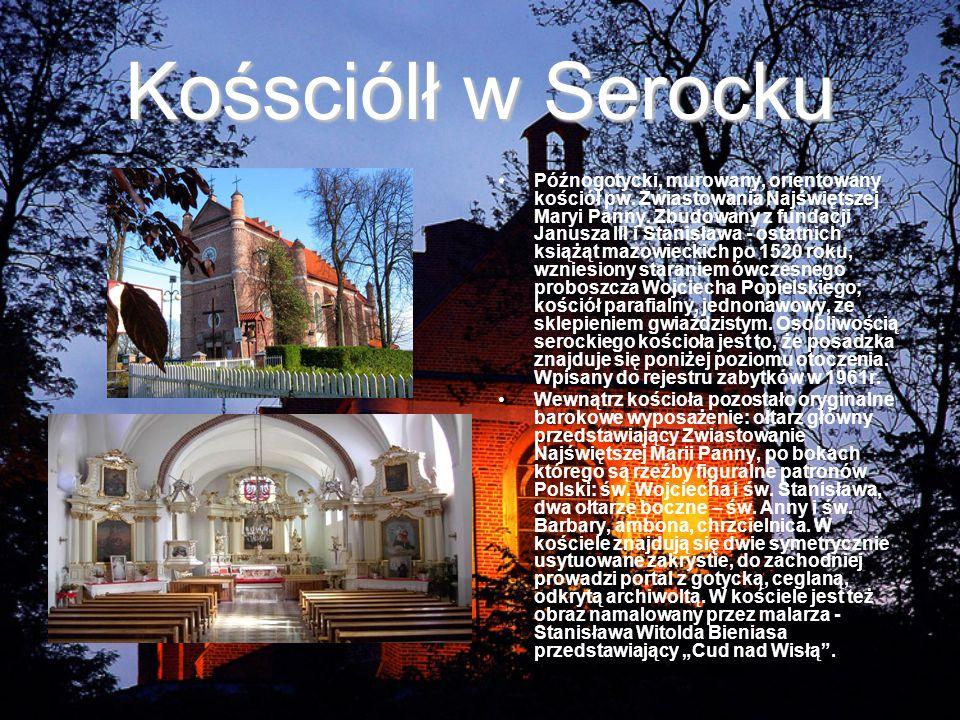 Kośsciólł w Serocku