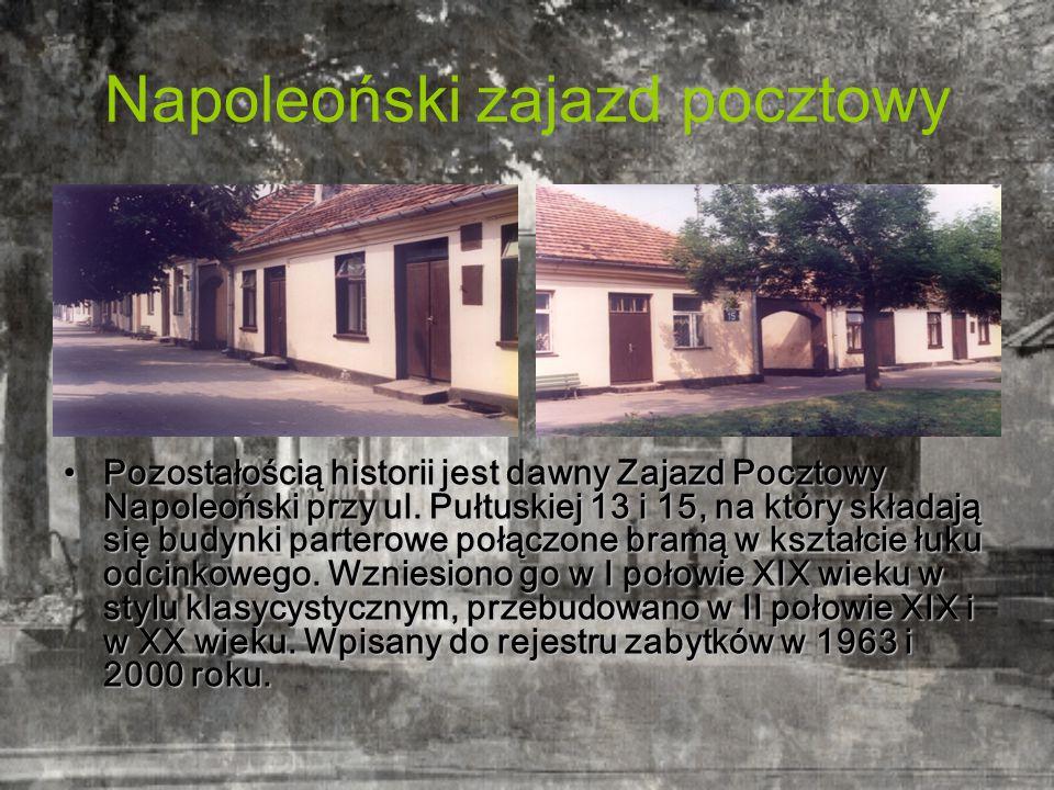 Napoleoński zajazd pocztowy