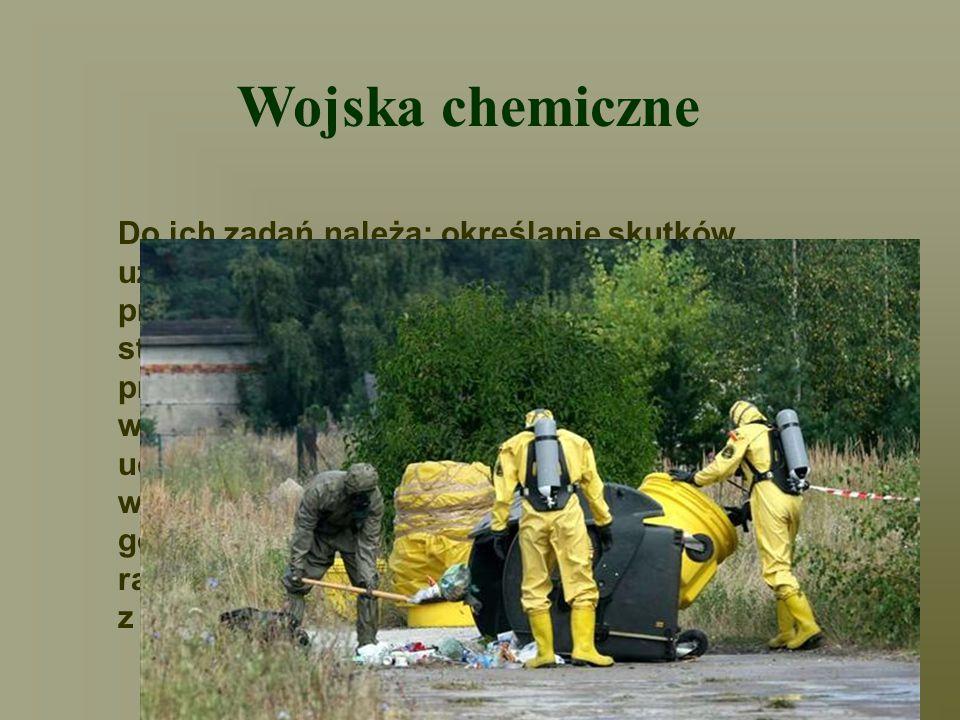Wojska chemiczne