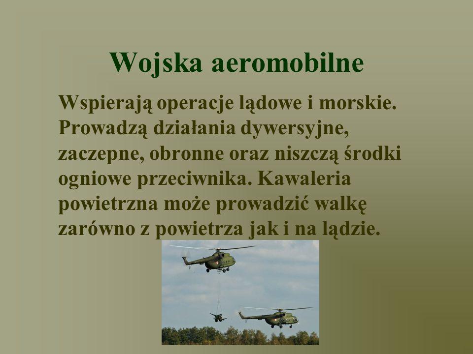 Wojska aeromobilne