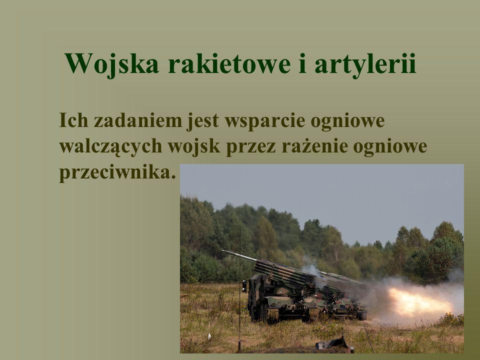 Wojska rakietowe i artylerii