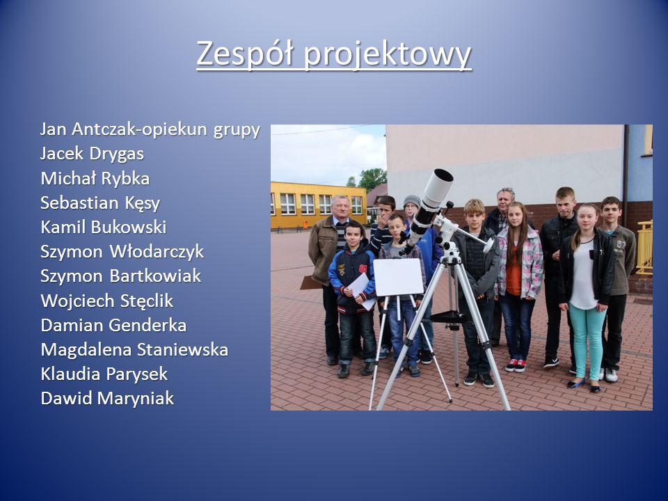 Zespół projektowy