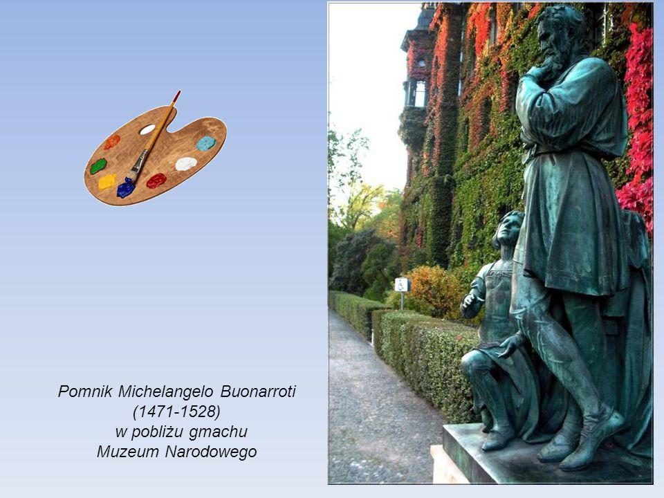 Pomnik Michelangelo Buonarroti