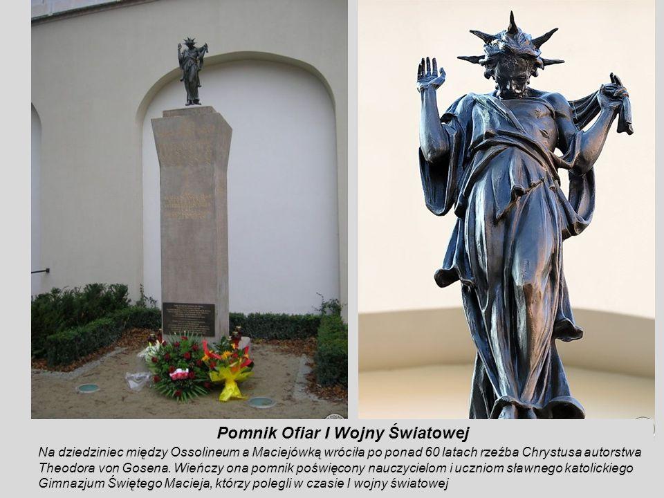 Pomnik Ofiar I Wojny Światowej