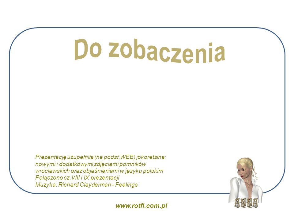 Do zobaczenia www.rotfl.com.pl