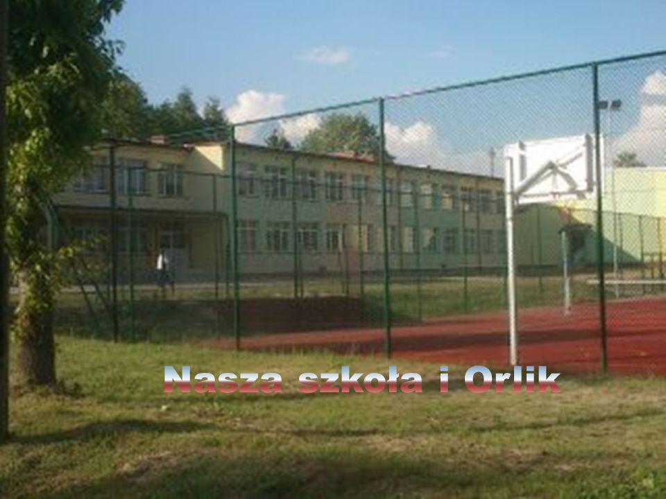Orlik Nasza szkoła i Orlik Fot. G. Drewnik