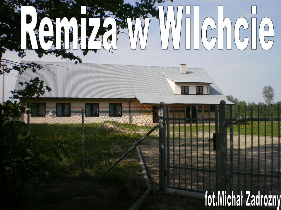 Remiza w Wilchcie fot.Michał Zadrożny