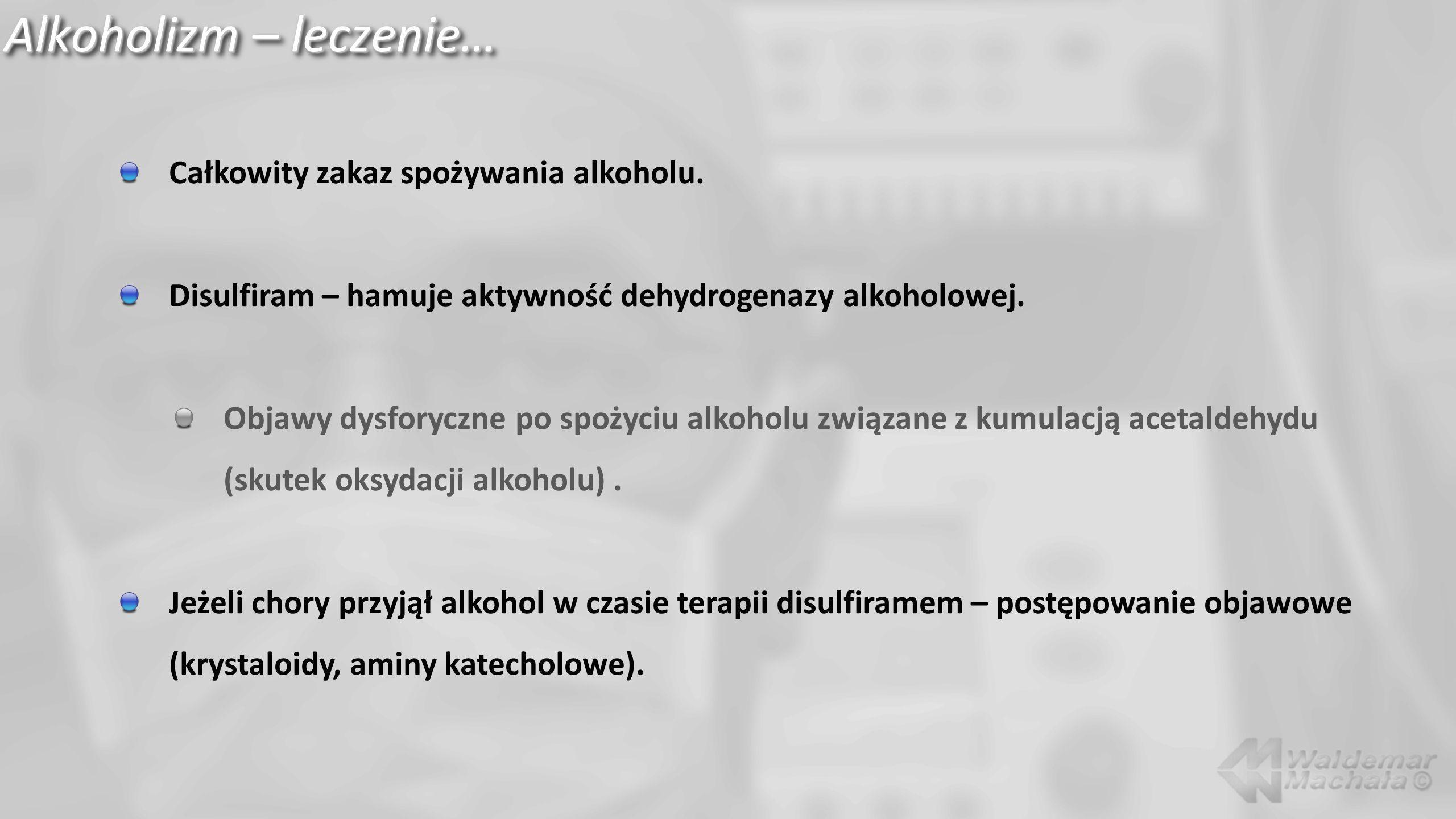 Alkoholizm – leczenie…