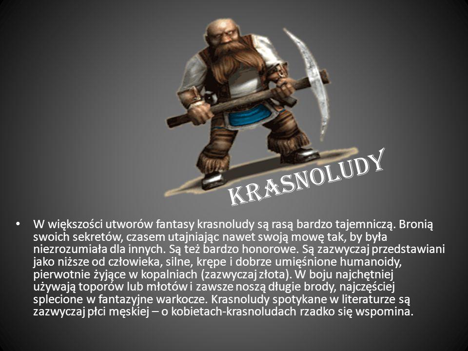 Krasnoludy