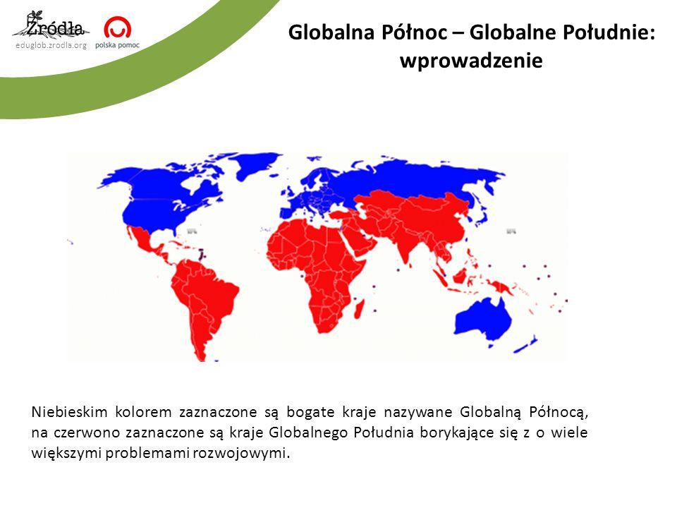 Globalna Północ – Globalne Południe: wprowadzenie