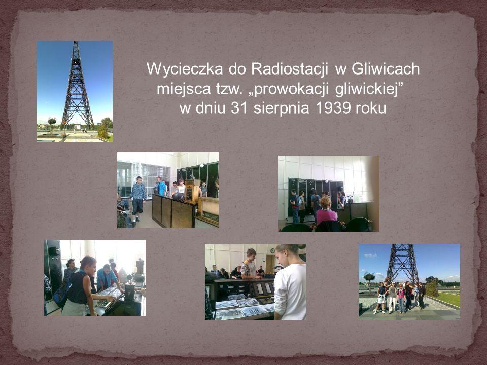 Wycieczka do Radiostacji w Gliwicach