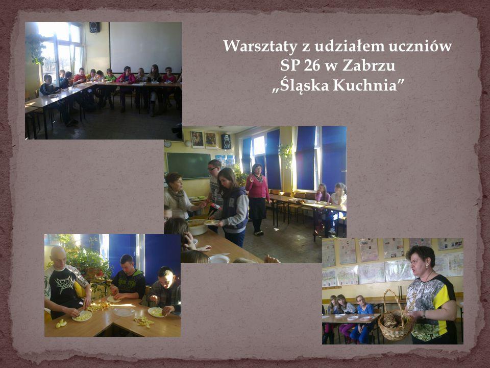 Warsztaty z udziałem uczniów