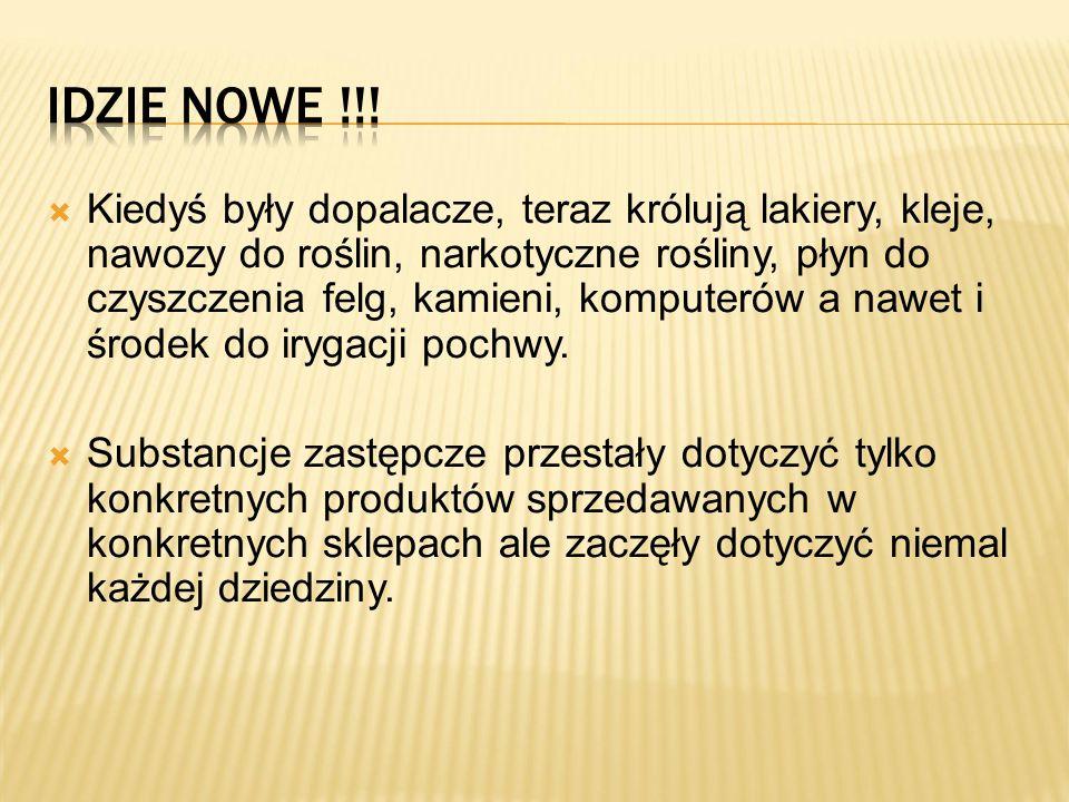 IDZIE NOWE !!!