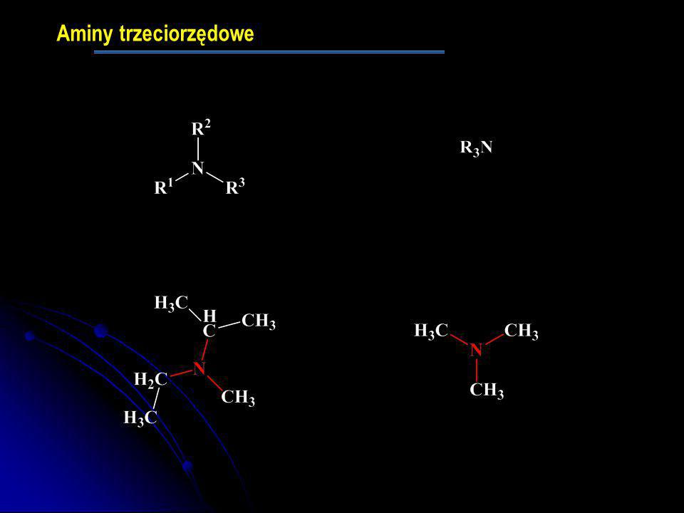 Aminy trzeciorzędowe