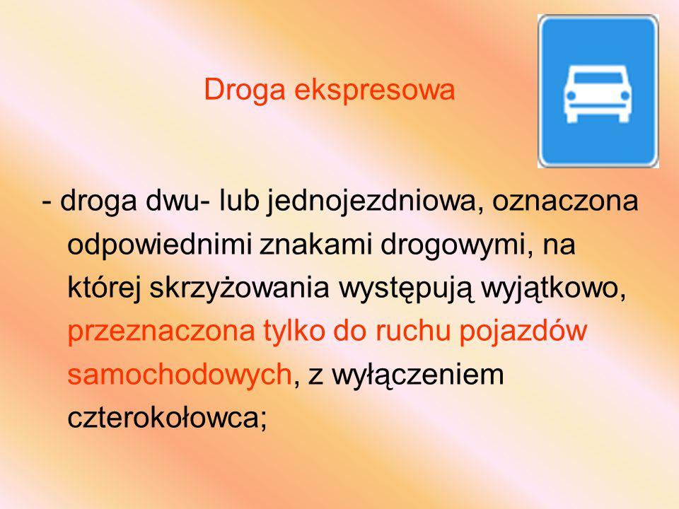 Droga ekspresowa