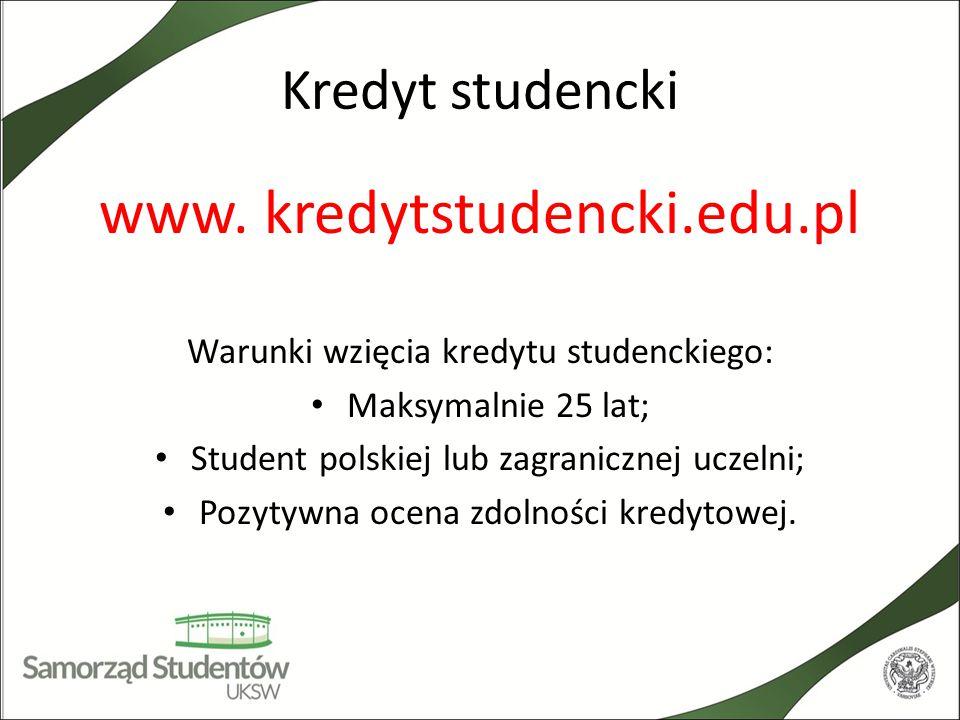 www. kredytstudencki.edu.pl