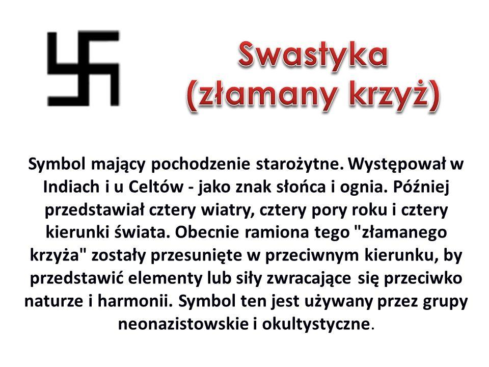 Swastyka (złamany krzyż)