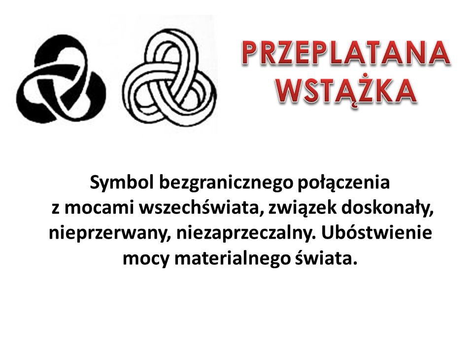 Symbol bezgranicznego połączenia