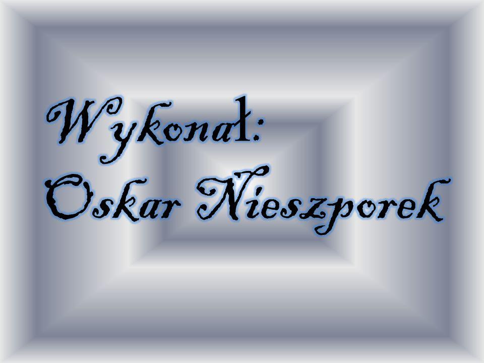Wykonał: Oskar Nieszporek