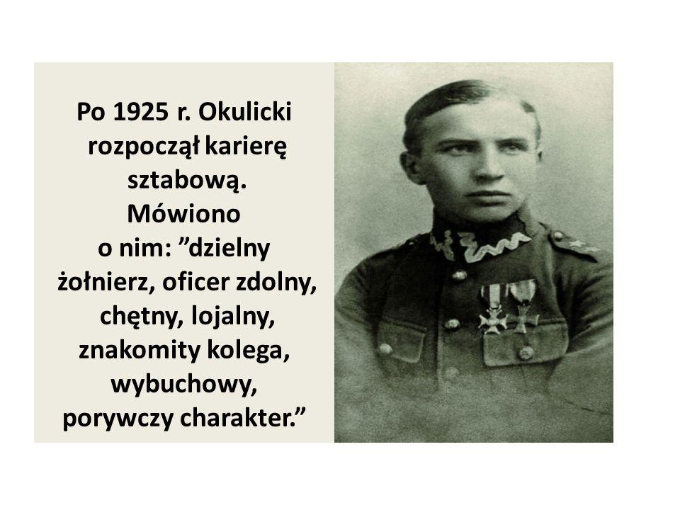 żołnierz, oficer zdolny,