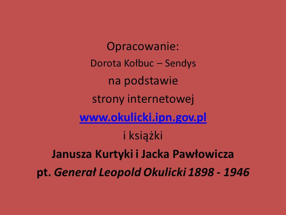 Janusza Kurtyki i Jacka Pawłowicza